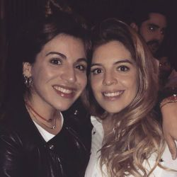 Gianinna y Dalma Maradona