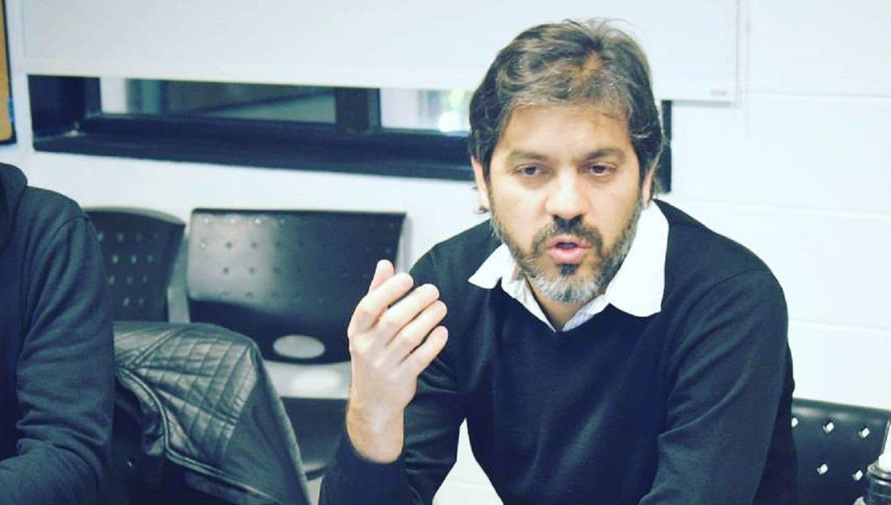 Carlos Bianco, jefe de Gabinete de Axel Kicillof