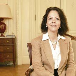 Claudia Scherer-Effose: la primera embajadora local de la historia francesa. Crédito: Sergio Bianchi
