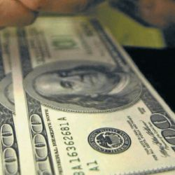 Dólar | Foto:AFP