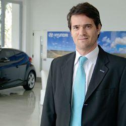 El vicepresidente de Hyundai Argentina, Ernesto Cavicchioli, teme el impacto del aumento tributario en las ventas. Sin embargo, volverá a instalar en enero en Cariló su tradicional Summer Experiencie, donde se podrán probar los modelos. | Foto:Gentileza Hyundai