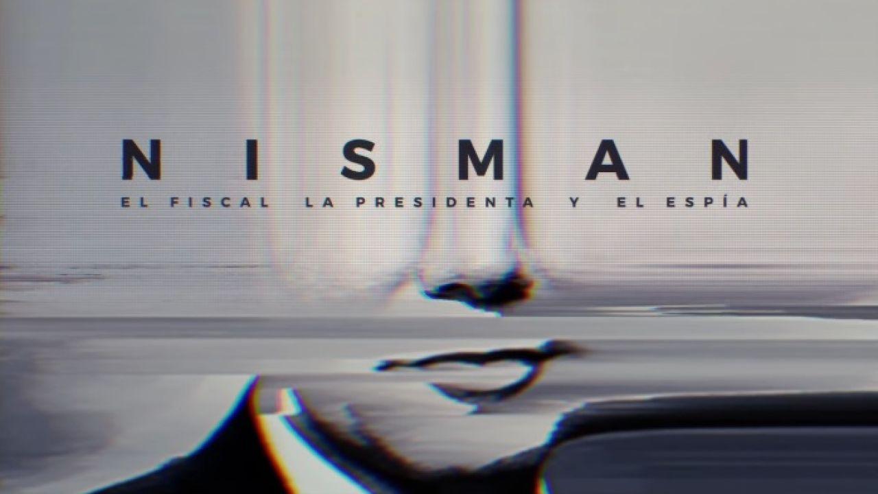 Netflix estrena la serie documental de Nisman.  | Foto:Cedoc.