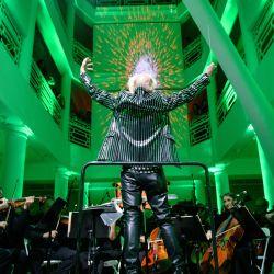 La orquesta Sinfónica de Miami: un espacio de solidaridad