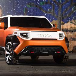 Prototipo Toyota FT-4X