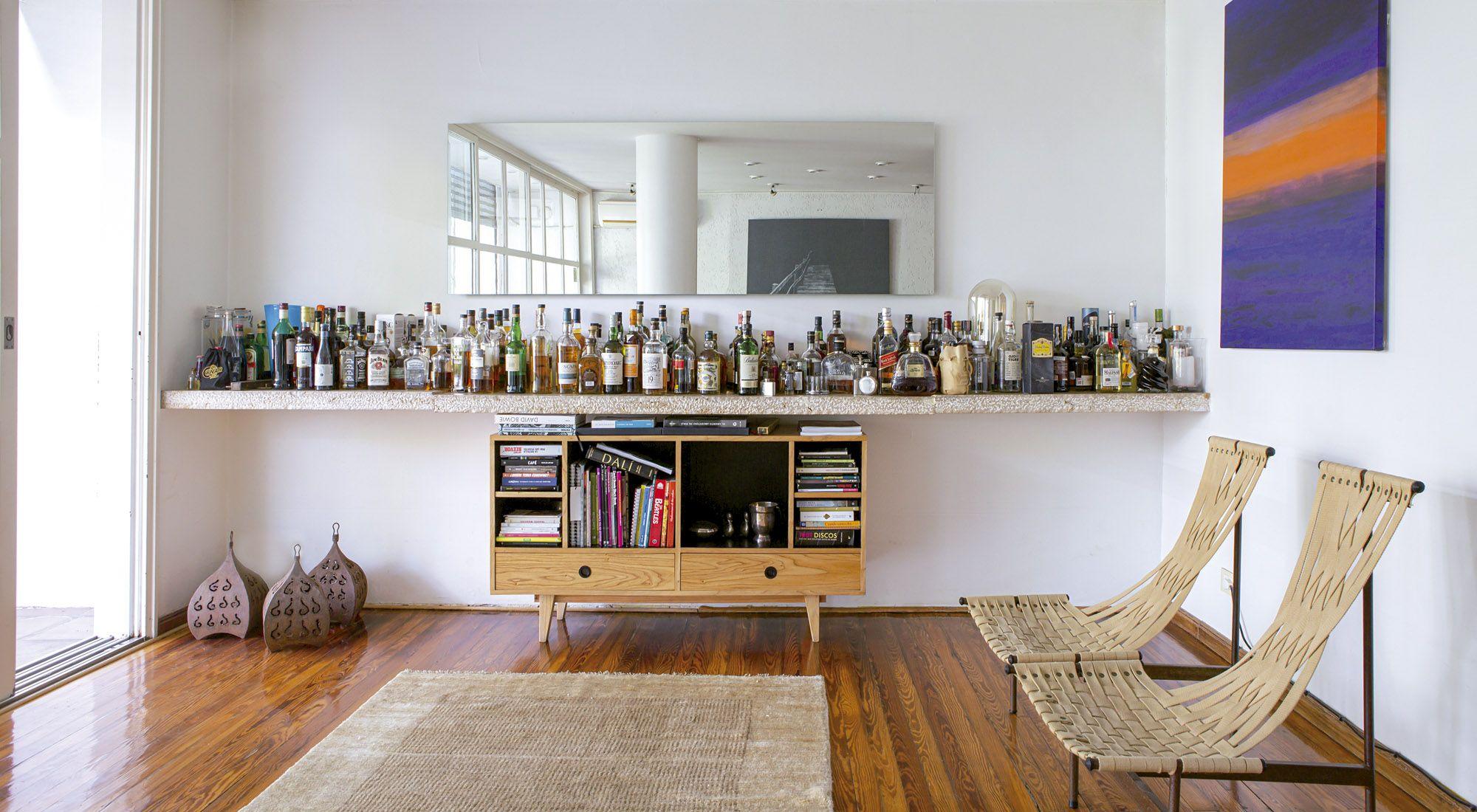 En fotos: así es la casa de Mona Gallosi