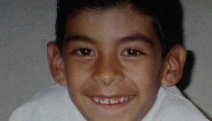 Tragedia. Gustavo, el hijo de Gabriel Zerpa, tenía seis años cuando murió en Cromañón.
