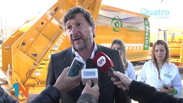 Horacio Busso, expresidente de Cotreco, es uno de los 16 imputados que tiene la causa que investiga, entre otros delitos, lavado de activos.