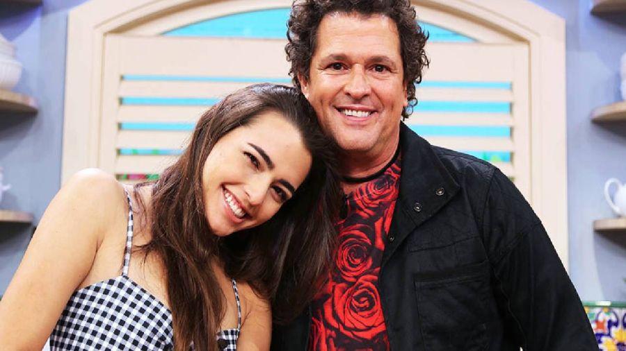 Desnudo total: la hija de Carlos Vives rompe la web con un video erótico