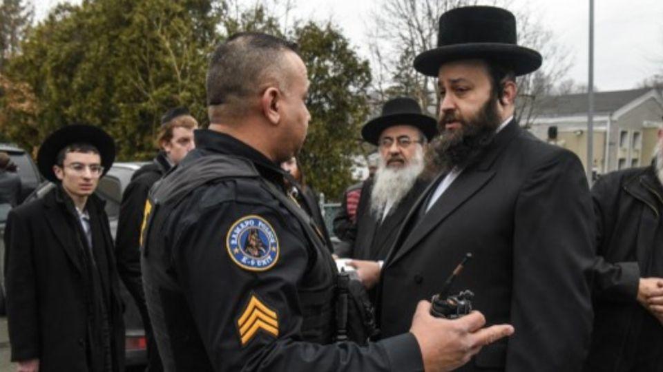 Ataque antisemita en Nueva York.