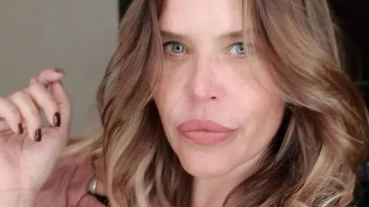 La irónica crítica de Nazarena Vélez sobre un video retro