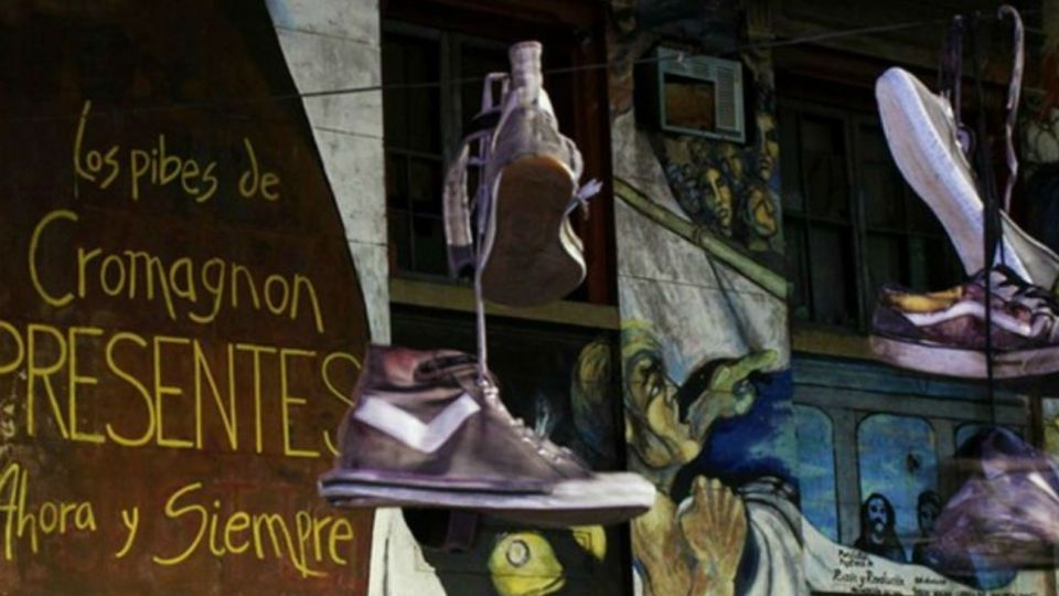 Cromañón se incendió el 30 de diciembre de 2004. Murieron allí 194 personas.