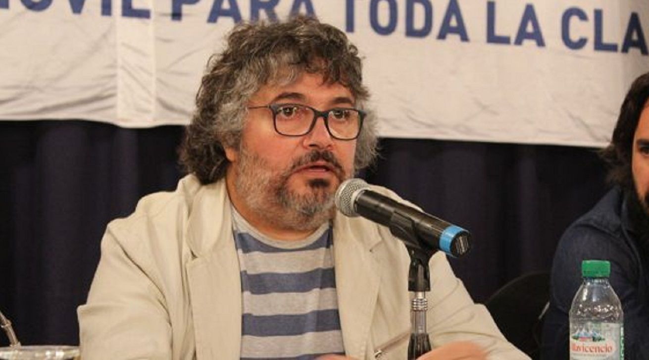 Daniel Yofra, gremio de aceiteros