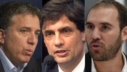 Un año, tres ministros de Economía.