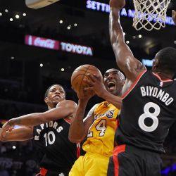 Kobe Bryant,DeMar DeRozan,Bismack Biyombo