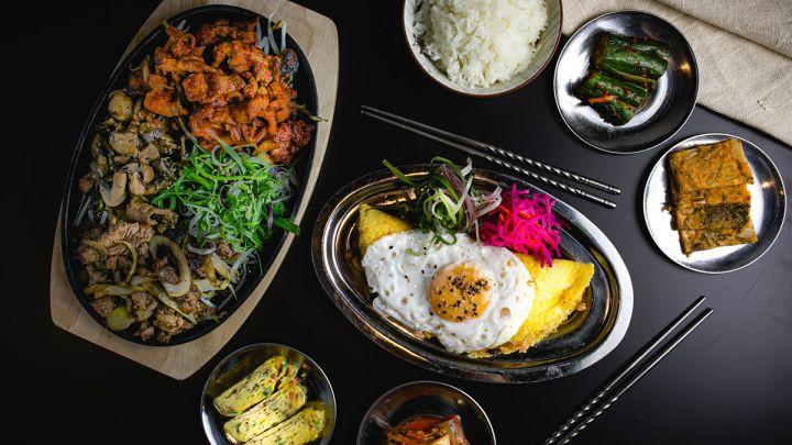 Tres restaurantes coreanos fuera de circuito