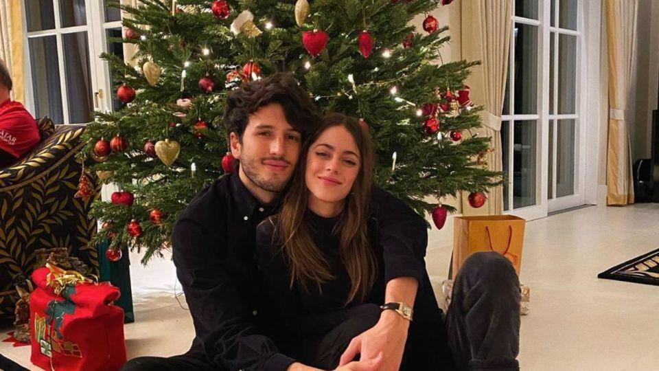 Tini Stoessel y Sebastián Yatra recibieron el Año Nuevo a pura fiesta