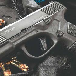 Probamos la nueva pistola Mossberg MC-1 SC.