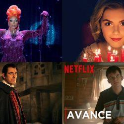 Las series destacadas de Netflix