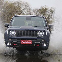 3° Jeep Renegade, 7.003 unidades vendidas en 2019.
