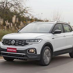 10° Volkswagen T-Cross, 3.670 unidades vendidas en 2019.