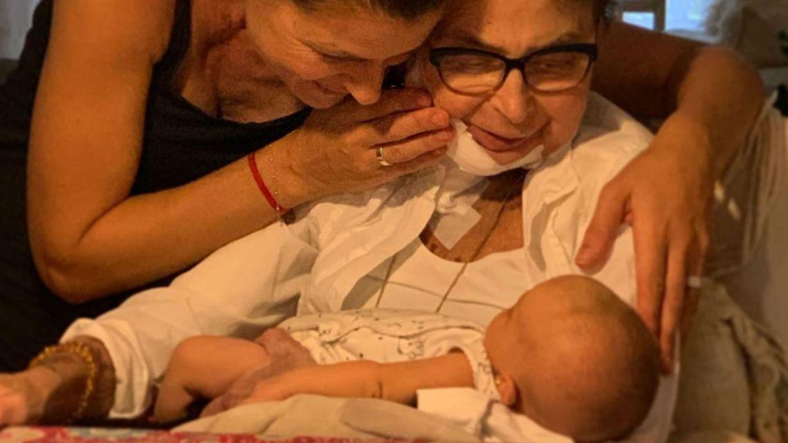 El conmovedor mensaje de Eugenia Tobal con el que terminó el 2019