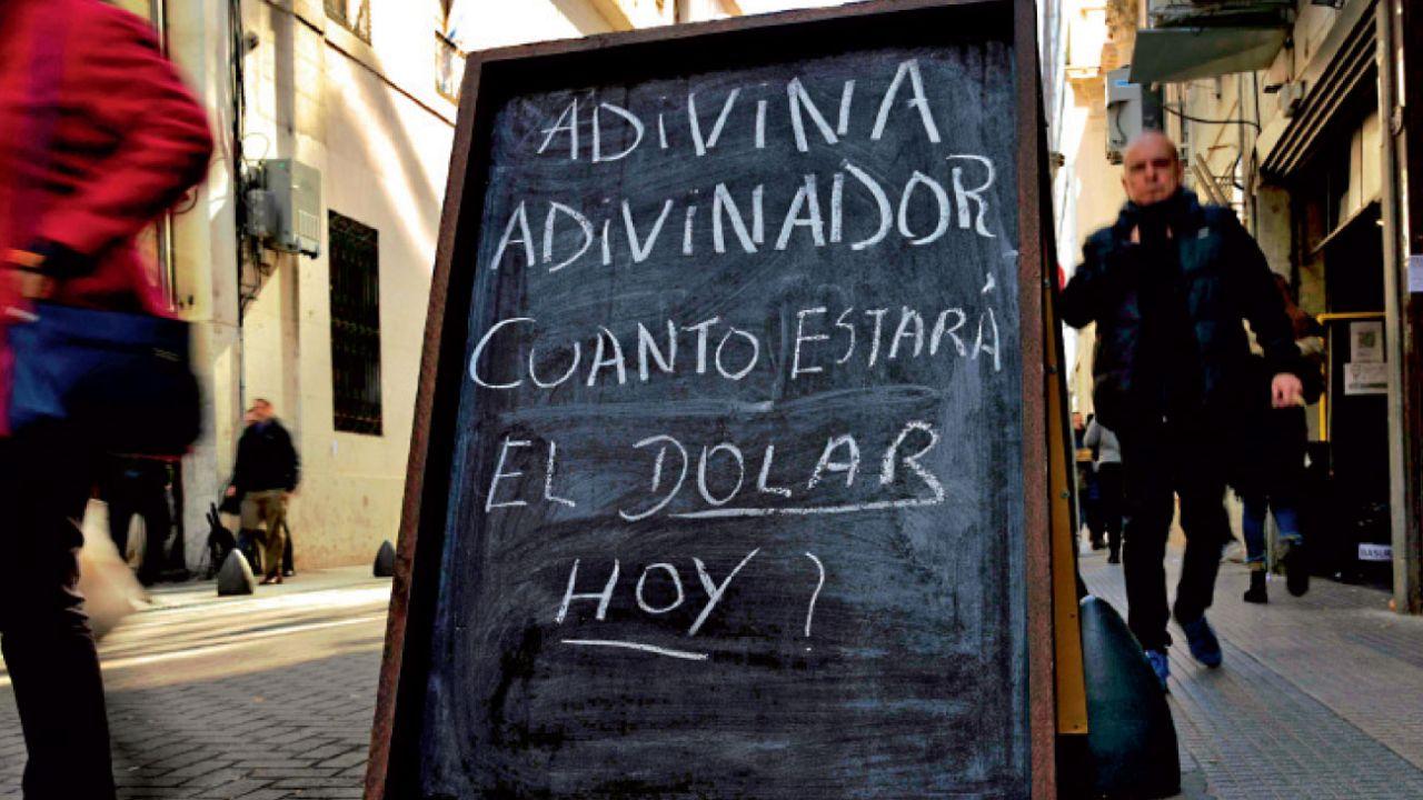 Dólar | Foto:Cedoc