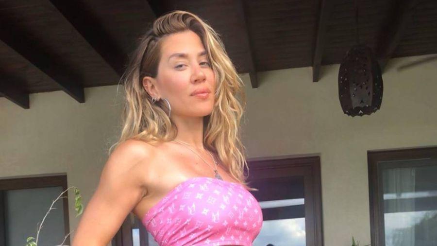 Volvió a las redes: las infartantes fotos de Jimena Barón para darle la bienvenida al 2020