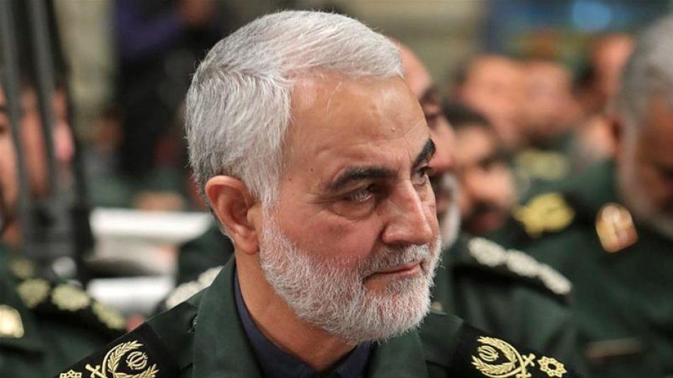 Abu Mehdi al Muhandis, número dos de las Fuerzas de Movilización Popular (Hashd al Shaabi)