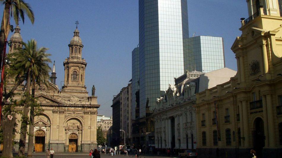 Los últimos meses Santiago de Chile estuvo marcada por las protestas.