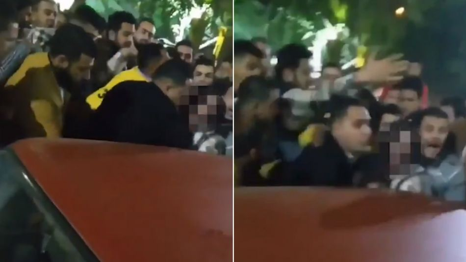 video abuso sexual egipto