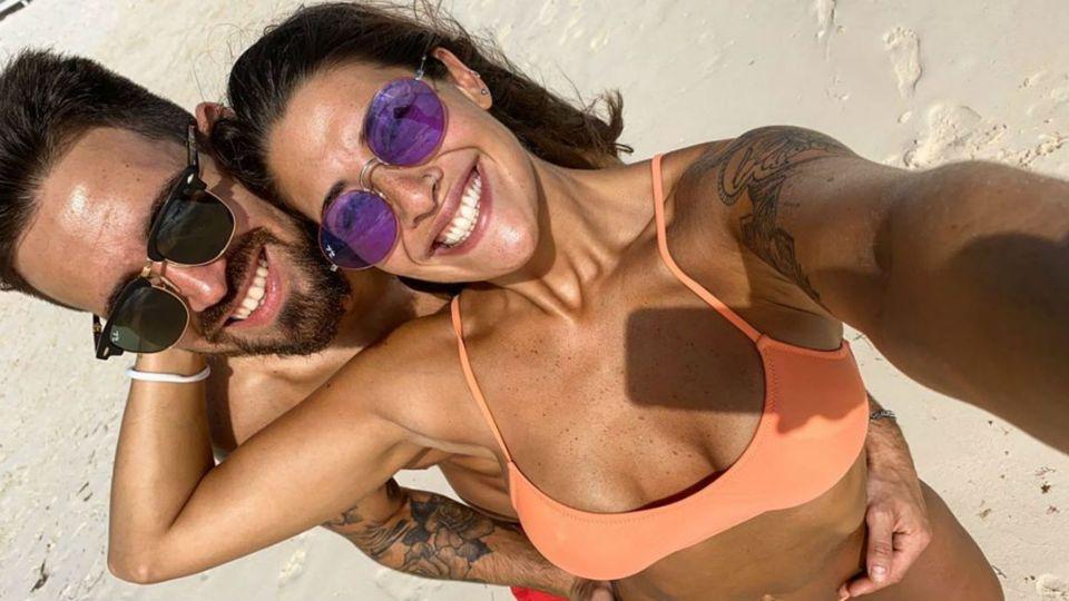 FOTOS | Las mejores 20 fotos del paradisíaco viaje al caribe de Ivana Nadal y su novio