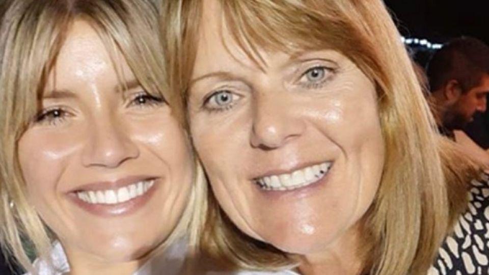 """Laurita Fernández confesó que """"envidia"""" una cualidad física de su mamá"""