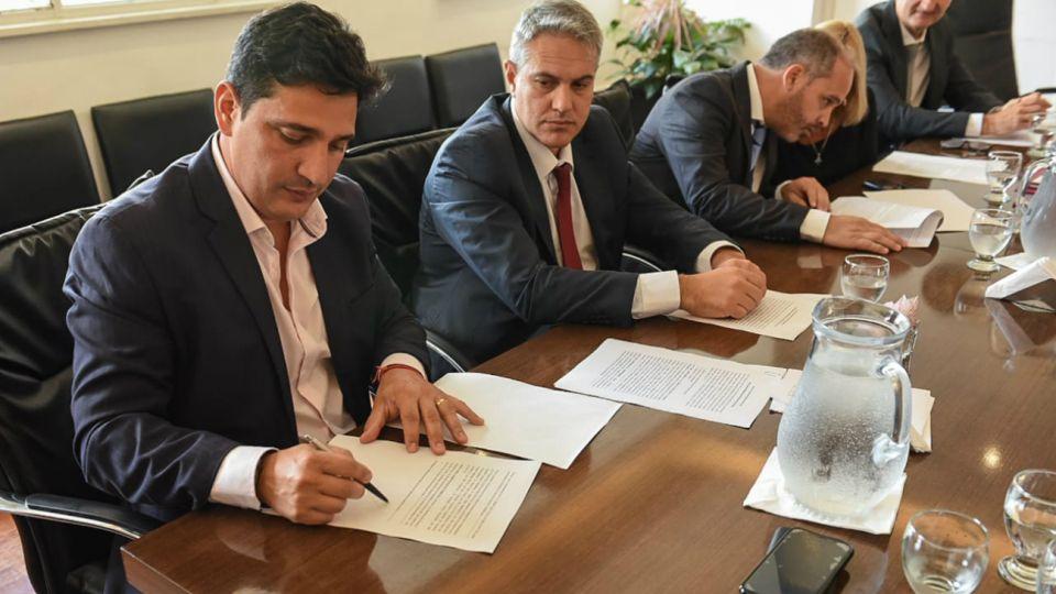 Martín Marinucci es el nuevo presidente de Trenes Argentinos
