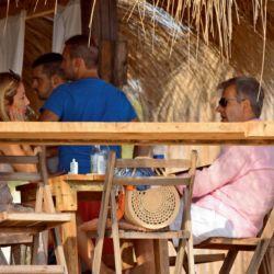 Martín Redrado y María Luján Sanguinetti | Foto:Marcelo Escayola (Desde Punta del Este)