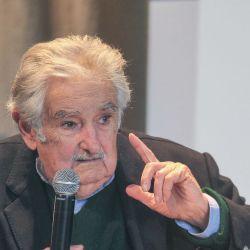 Estridencias de Mujica. | Foto:Fotos: Federico Gutiérrez / Foco Uy.
