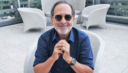 Ladron del siglo. El actor es Mario Vitette Sellanes, el uruguayo líder del robo.