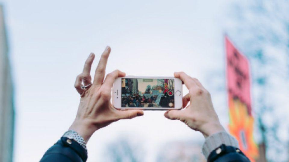 """Curso """"Mobile journalist"""""""