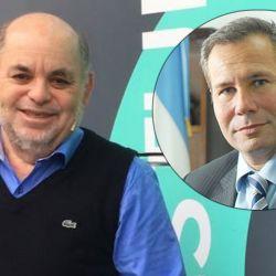 Tuny Kollmann y el fiscal Nisman