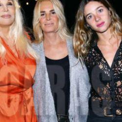 Susana Giménez rompió el silencio: qué le dijo a su nieta tras el escándalo