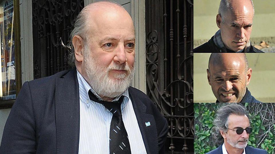 Juez. El mismo día que mandó a juicio a CFK benefició al ex ministro, al jefe de Gobierno y al primo de Macri.