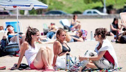 Costa atlantica. Se prevé más calor y lluvias normales.
