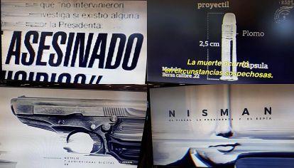 """Serie. Según Young, tiene entre sus méritos tres entrevistas """"imposibles"""": a James Nernazzani (FBI), a Ross Newland (CIA) y a Stiuso."""