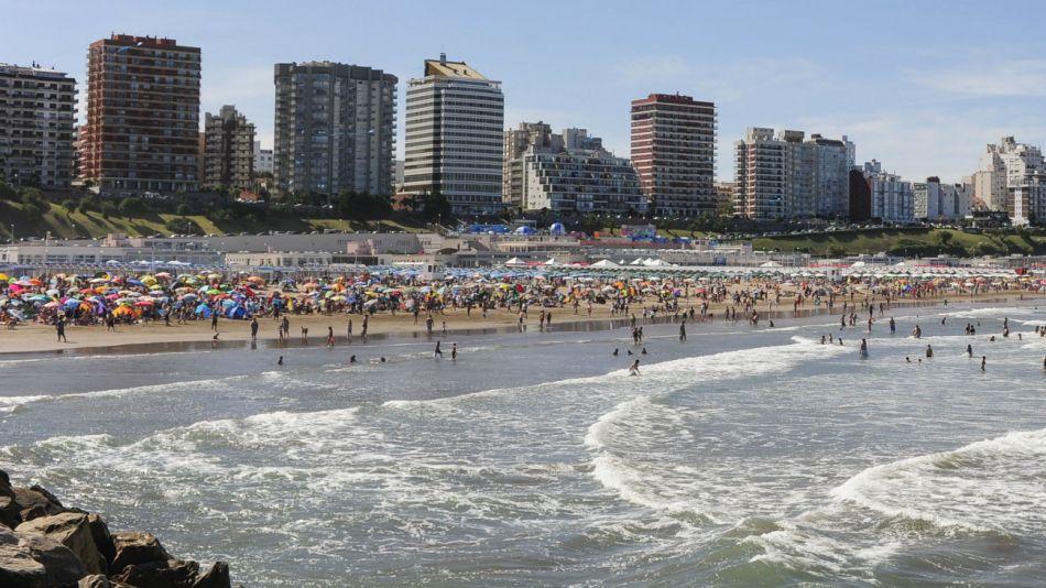 La ciudad de Mar del Plata