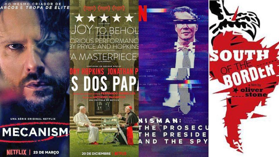 Documentales. El juez Moro, Francisco, Nisman y el lawfare de Oliver Stone, protagonistas.
