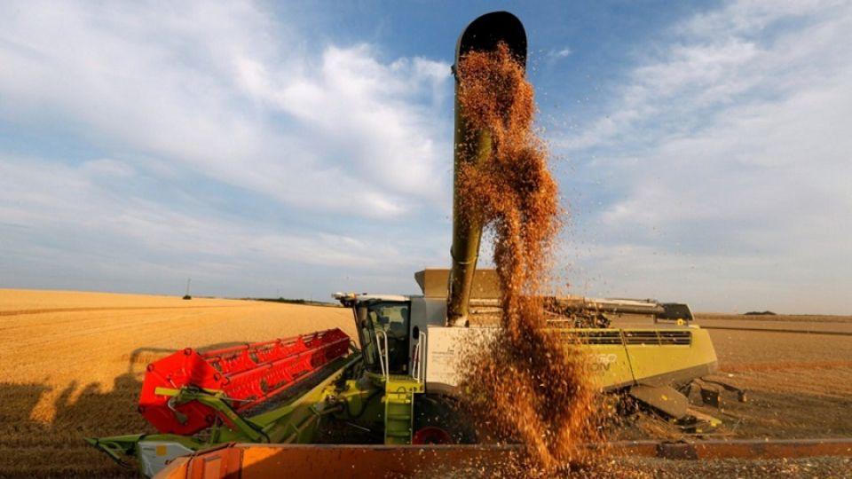 ACOPIADORES. Las retenciones subirán 125% para los cereales y 34% para la soja.