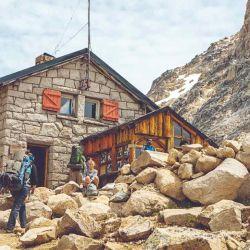 La montaña es otro de los grandes clásicos de Bariloche.