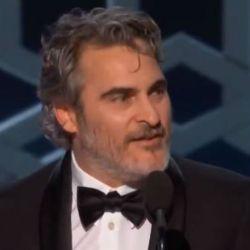 Joaquin Phoenix, ganador en los Golden Globes 2020