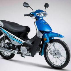 2° Motomel B110, 20.430 unidades patentadas en 2019.