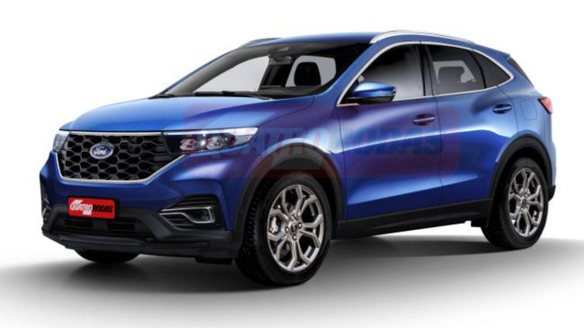 Los proyectos brasileños y los nuevos Ford Ecosport y Territory tal vez nunca existan
