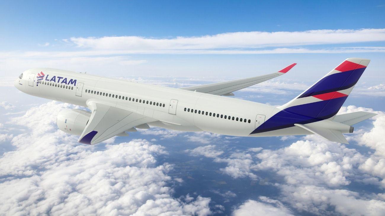 Imagen de carácter ilustrativo   El avión partió desde Miami y llevaba como destino Buenos Aires.